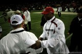 San Francisco 49ers head coach Mike Singletary