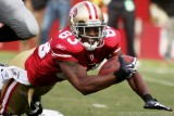San Francisco 49ers WR Arnaz Battle