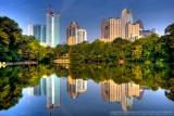 Atlanta in HDR
