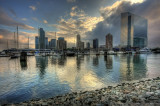 Jersey City in HDR