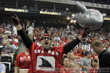 Jacksonville Sharks fan