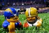 NFL Huddles: San Diego Chargers at New Orleans Saints at the Superdome