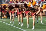 University of Minnesota cheerleaders