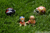 NFL Huddles: Denver vs. San Francisco in London at Wembley Stadium