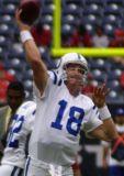 Indianapolis Colts at Houston Texans