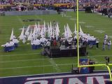 Super Bowl XXXV - Styx performs before the game