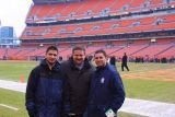 CBS Stats Crew 2005 in Cleveland