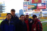 CBS Crew 2004 in Pittsburgh