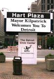Hart Plaza Welcome