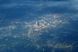 Aerial of Columbus, Ohio