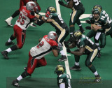 SaberCats Rumble with New-Look Rampage