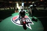 San Jose SaberCats pre-game festivities
