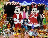 Fantasy X'mas at Disneyland
