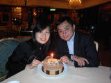 Bill & Cecily's Birthday (26 Dec 2010 & 13 Jan 2011)