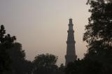 The Qutub Minar, Delhi
