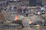 Cremations in Varanasi