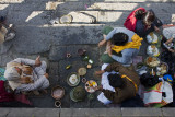 Lunch at the Ghats