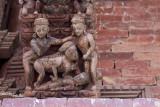 Erotic Sculpture, Kathmandu