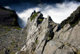 Pico do Arieiro Rocks