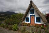 Traditional house in Santana