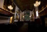Inside the Igreja do Monte