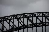 Climbing the Harbour Bridge, Sydney