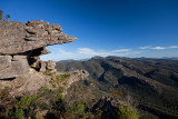 The Balconies in the Grampians National Park