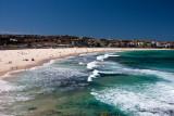 Famous Bondi Beach, Sydney