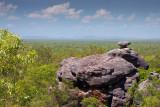 View at Burrungguy Rock
