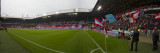 Philips Stadium: kick-off time
