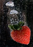August 2009 - A Splash Of Strawberry - Dale Edsen