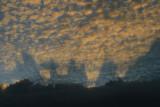 Clouds over Maui