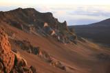 Valley on Haleakala