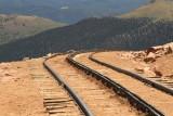 Cog Rails on Pike's Peak