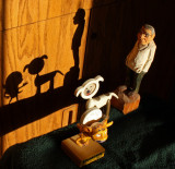September 2010 - Shadows - The Doctor, The Dog and Digger - Tammy Putman