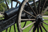 old cannon/Riverside Cemetery