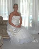 Beautiful bride  Beautiful gown
