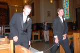 Garrett and Eric