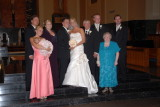 Sophia, Katie, Derrick, Selina, Chris, Ashley, Perry, Garrett, Eric & Darlene