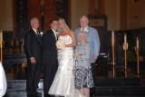 Terry, Chris, Ashley, Jeanette & John