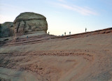 Photographers Shooting Delicate Arch