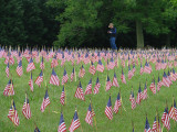 W. photographing Memorial Day