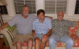 Old friends - Mike, Bob, & Ken