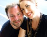 Dan and Hayley during Charleston visit