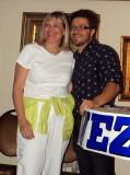 Heather with Danny Gokey