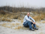 Tim at Sullivan's Island