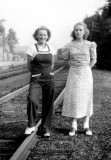 Mom and Jeanne 8-8-37