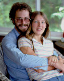Mike and Heather  in late seventies