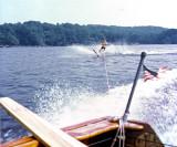 Mike skiing 1969