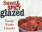 A TASTY SELECTION OF NUDE CHICKS
